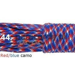 Paracord 550 linka kolor blue camo