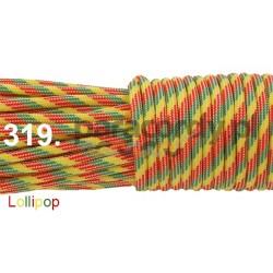 Paracord 550 linka kolor lollipop