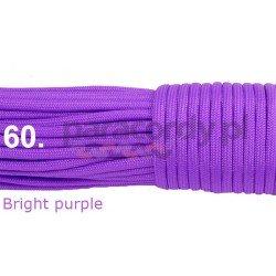 Paracord 550 linka kolor bright purple