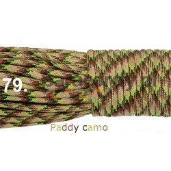Paracord 550 linka kolor paddy camo