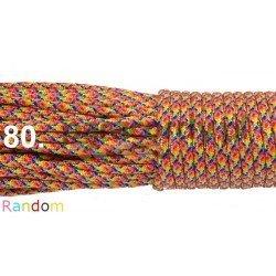 Paracord 550 linka kolor random