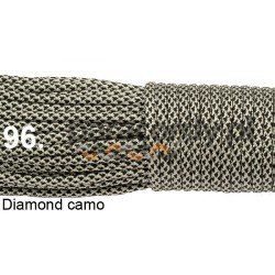 Paracord 550 linka kolor diamond camo