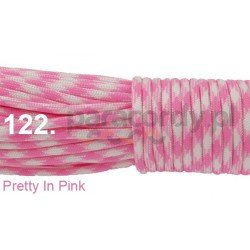 Paracord 550 linka kolor pretty in pink