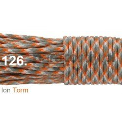 Paracord 550 linka ion torm