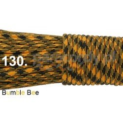 Paracord 550 linka kolor bumblee bee
