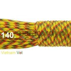 Paracord 550 linka kolor vietnam vet