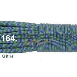 Paracord 550 linka kolor glitter