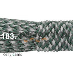 Paracord 550 linka kolor kelly camo