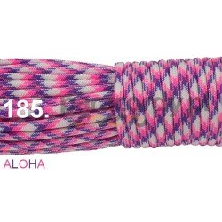 Paracord 550 linka kolor aloha