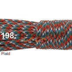 Paracord 550 linka kolor shamrock frost