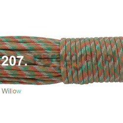 Paracord 550 linka kolor willow