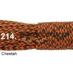 Paracord 550 linka kolor cheetah