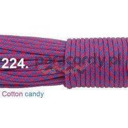 Paracord 550 linka kolor cotton candy