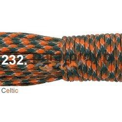 Paracord 550 linka kolor celtic