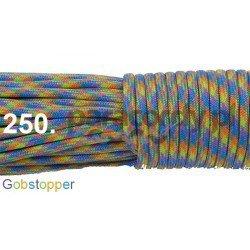 Paracord 550 linka kolor gobstopper