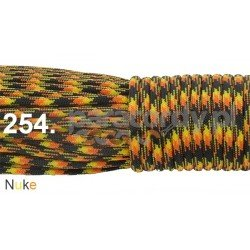 Paracord 550 linka kolor nuke