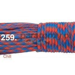 Paracord 550 linka kolor chill
