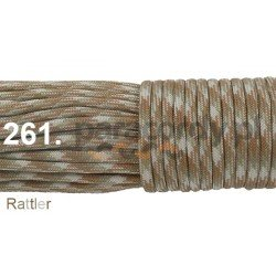 Paracord 550 linka kolor rattler