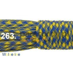 Paracord 550 linka kolor wolverine