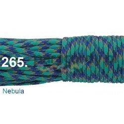 Paracord 550 linka kolor nebula