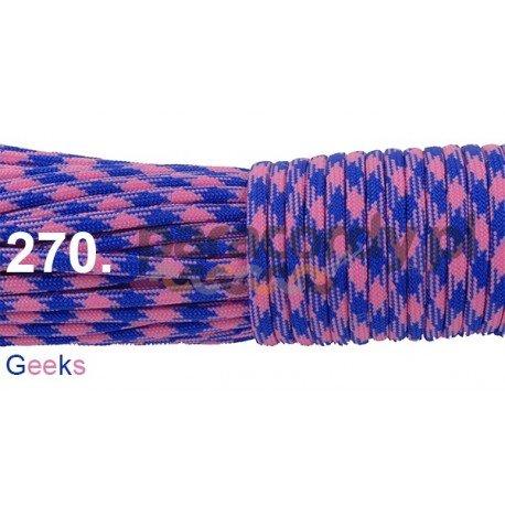 Paracord 550 linka kolor geeks
