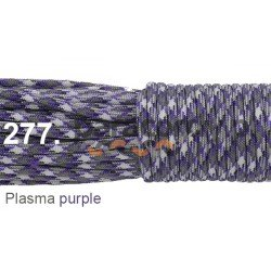 Paracord 550 linka kolor plasma purple
