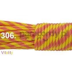 Paracord 550 linka kolor vitality