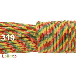 Paracord 550 linka kolor lollipop