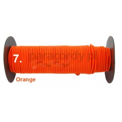 Shockcord 3mm kolor orange
