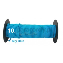 Shockcord 3mm kolor sky blue