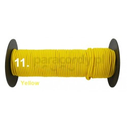 Shockcord 3mm kolor yellow