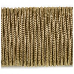 Paracord 220 minicord linka kolor coyote brown