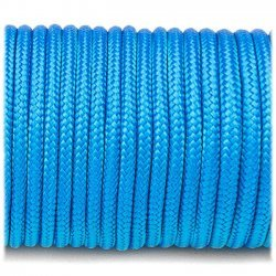 Paracord 220 minicord linka kolor sky blue