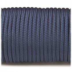 Paracord 220 minicord linka navy blue