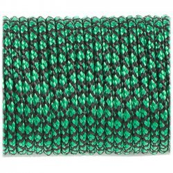 Paracord 220 minicord linka emerald green snake