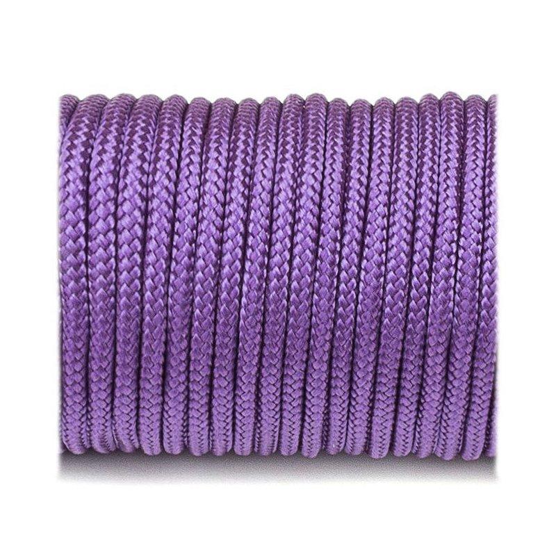 Paracord 220 minicord linka kolor purple