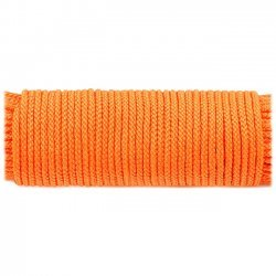 Microcord linka 1.4mm kolor orange yellow