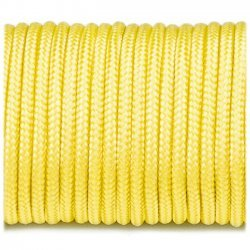 Paracord 220 minicord linka kolor yellow