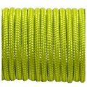 Paracord 220 minicord linka kolor lime