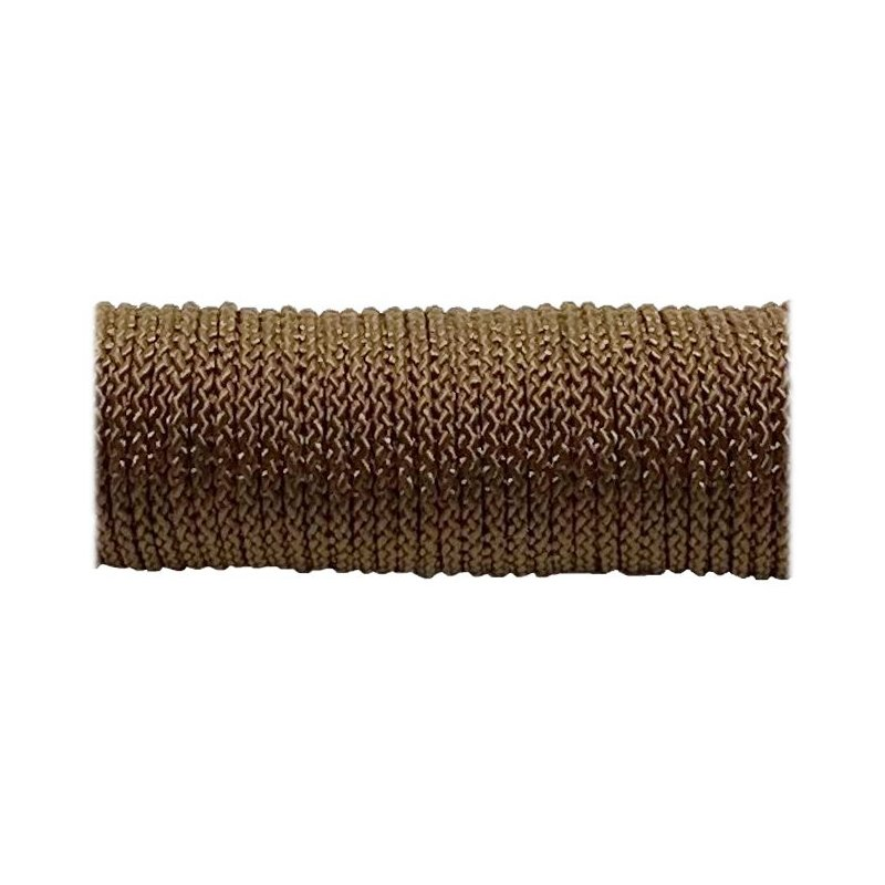 Microcord linka 1.4mm kolor chocolate