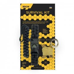 Survival kit - zestaw survivalowy