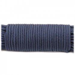 Microcord linka 1.4mm kolor navy blue