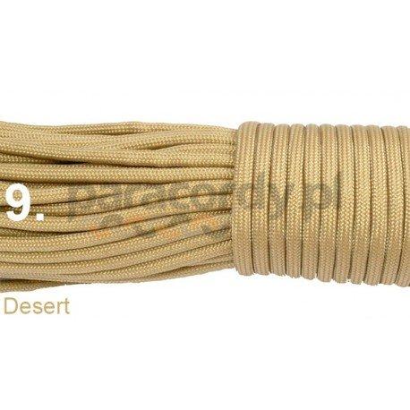 Paracord desert